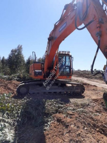 Doosan DX255 N LC bæltegraver brugt