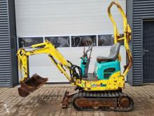 Excavadora miniexcavadora Yanmar SV 08
