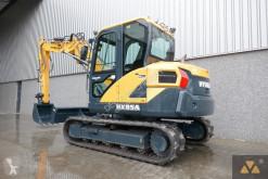 Excavadora Hyundai HX85A excavadora de cadenas usada