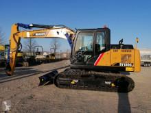 Excavadora Sany SY 135 excavadora de cadenas nueva