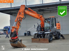 Hitachi ZX140W-3 used wheel excavator