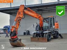 日立ZX140W-3 轮胎式挖掘机 二手