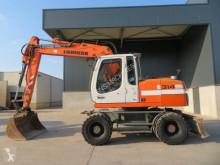 Excavadora Liebherr A 314 Litronic excavadora de ruedas usada