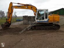 Hyundai Robex 130 LC rupskraan excavadora de cadenas usada