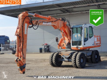 Atlas 1504 GERMAN MACHINE used wheel excavator