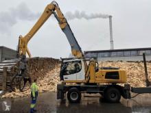 Excavadora Liebherr LH35M Umschlagbagger excavadora de ruedas usada