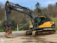 Excavadora Volvo EC210 CL EC 210 CL excavadora de cadenas usada