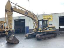 Caterpillar 322 L Track Excavator 25T. Hammer Line Good Condition used track excavator