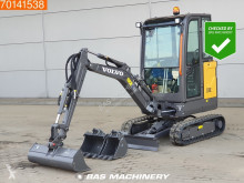 Mini pelle Volvo EC18E 3 BUCKETS - NEW UNUSED not CAT 301.8