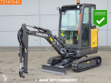 Mini pelle Volvo EC18E NEW UNUSED - HAMMER LINE - not CAT 301.8