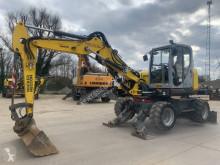 Escavadora Wacker Neuson 9503 escavadora de rodas usada
