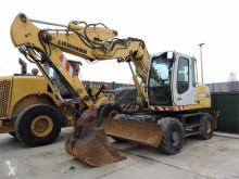 Excavadora de ruedas Liebherr A314