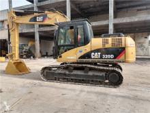 Caterpillar 320D 320D bæltegraver brugt