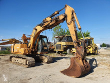 Case CX130 used track excavator