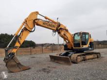 Hyundai R235 LCR 9 excavadora de cadenas usada