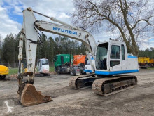 Excavadora Hyundai R140 LC-7 excavadora de cadenas usada