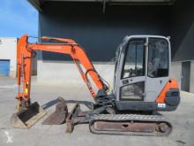 Excavadora Hitachi ZX 30 miniexcavadora usada