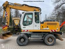Escavadora Liebherr A 900 C Litronic escavadora de rodas usada