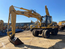 Caterpillar M315 used wheel excavator