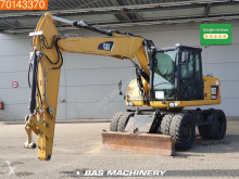 Rýpadlo Caterpillar M313 kolesové rýpadlo ojazdený