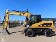 Excavadora Caterpillar M 316 D excavadora de ruedas usada