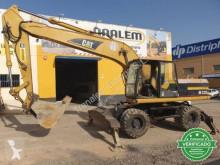 Excavadora Caterpillar M320 Mono excavadora de ruedas usada