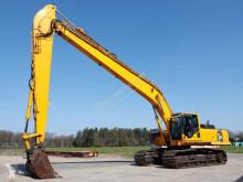 Komatsu PC350LC8 excavadora de cadenas usada