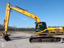JCB JS260LC used track excavator