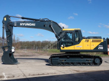Hyundai R210 - NEW - Unused - Multiple Units lastik tekerli kepçe yeni