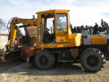 Gallmac WMW 100 used wheel excavator