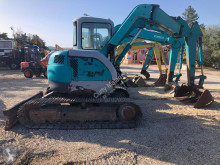 Excavadora Kobelco SK75UR miniexcavadora usada