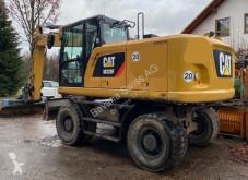 Excavadora Caterpillar CAT M 320 F excavadora de ruedas usada