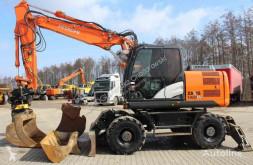 Escavadora escavadora de rodas Hitachi ZX140W-5B