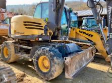 Mecalac 714 MW excavadora de ruedas usada