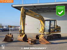 Caterpillar 312 used track excavator