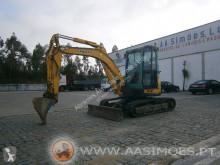 Excavadora Yanmar VIO 50 U miniexcavadora usada