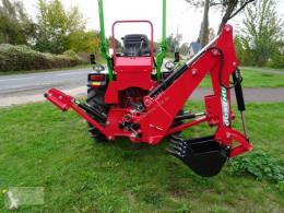 Vybavenie stavebného stroja nesené rýpadlo HB86 Heckbagger Anbaubagger Bagger Kran Traktor Neu