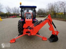 Braço de escavação HB76 Heckbagger Anbaubagger Bagger Kran Traktor Neu