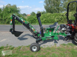 Pelle rétro ATV Quad Bagger Anbaubagger Minibagger Schreitbagger NEU