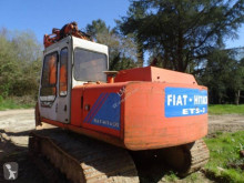 Excavadora Hitachi FH130-3 excavadora de cadenas usada
