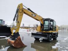 Excavadora excavadora de ruedas Caterpillar M318F