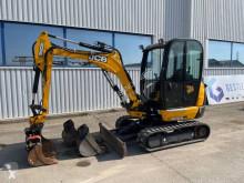 JCB 8026 cts mini escavatore usato