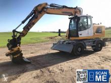 Excavadora excavadora de ruedas Liebherr A918Litronic