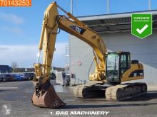 Excavadora Caterpillar 320C excavadora de cadenas usada