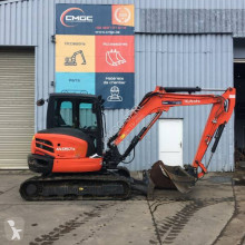 Kubota KX57-4 used mini excavator