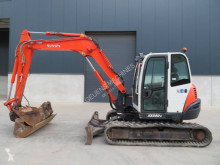 Mini-graafmachine Kubota KX 080-3