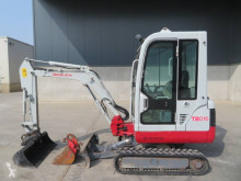 Mini-lopata Takeuchi TB016