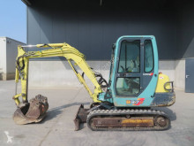 Yanmar B 37 V used mini excavator