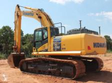 Komatsu PC390LC-10 escavatore cingolato usato