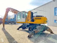 Liebherr 904 excavadora de ruedas usada